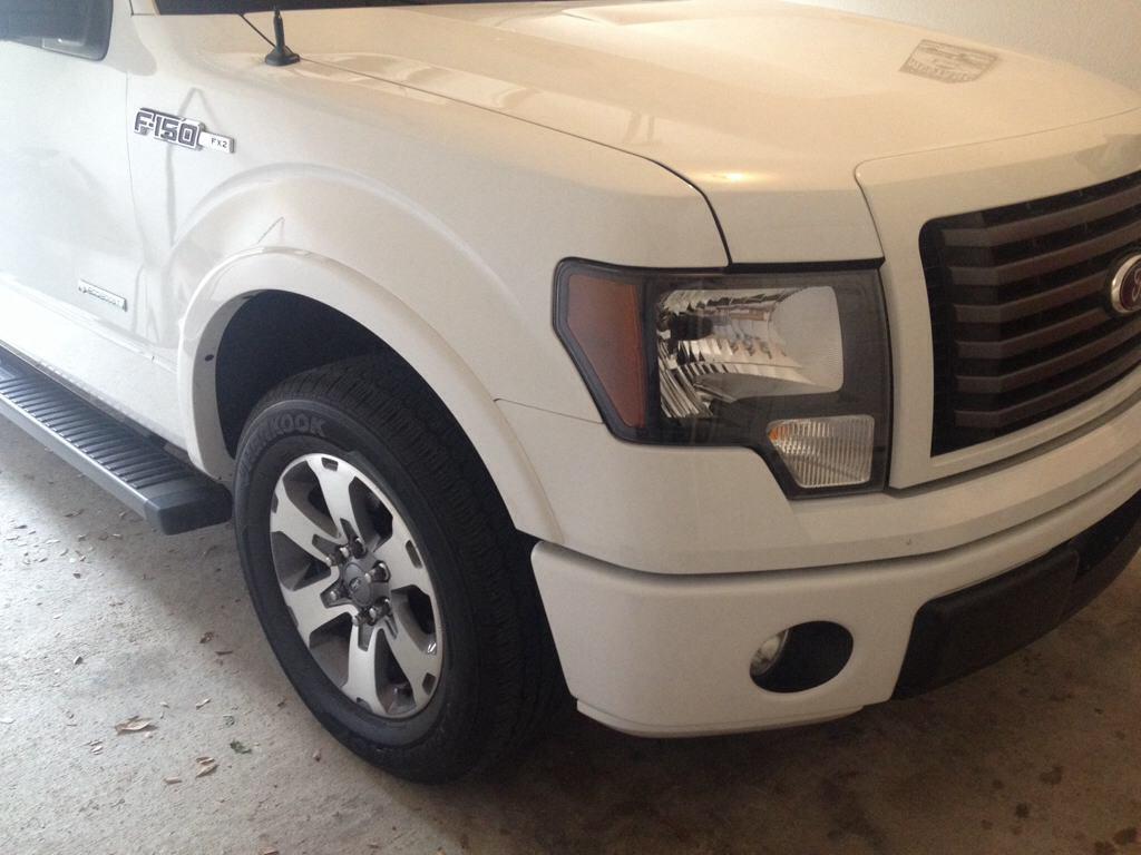 "Plasti Dip Emblems >> 12 FX2 Screw 18"" wheels plasti dipped today"