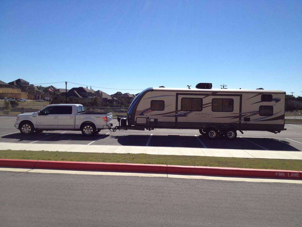 Travel Trailer towing with EcoBoost - Page 2
