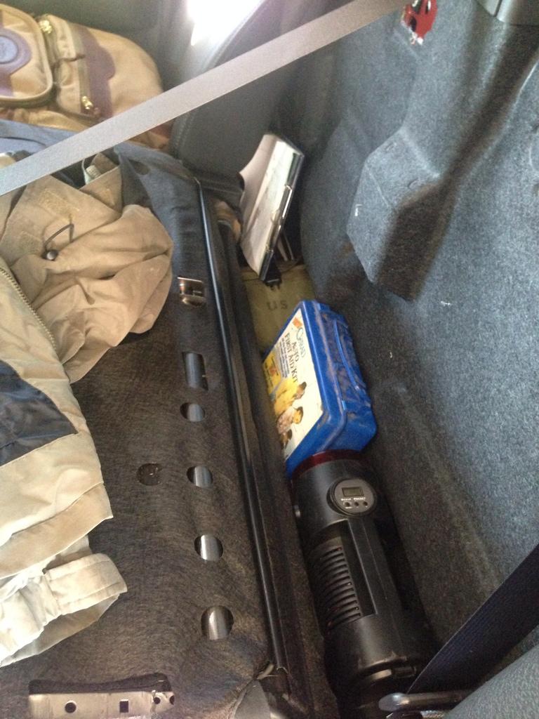 2014 F 150 Supercrew Rear Seat Fold Down Mod Photo Heavy