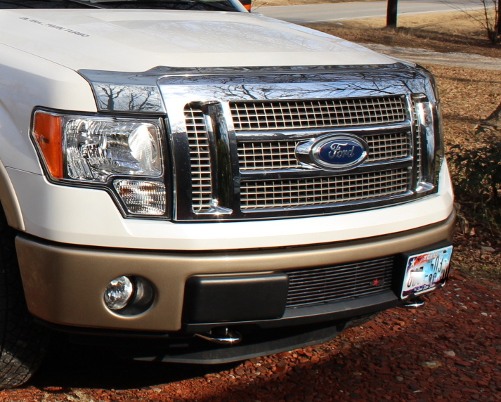 BUMPER BILLET GRILL INSERT - Protects Your Ecoboost Intercooler