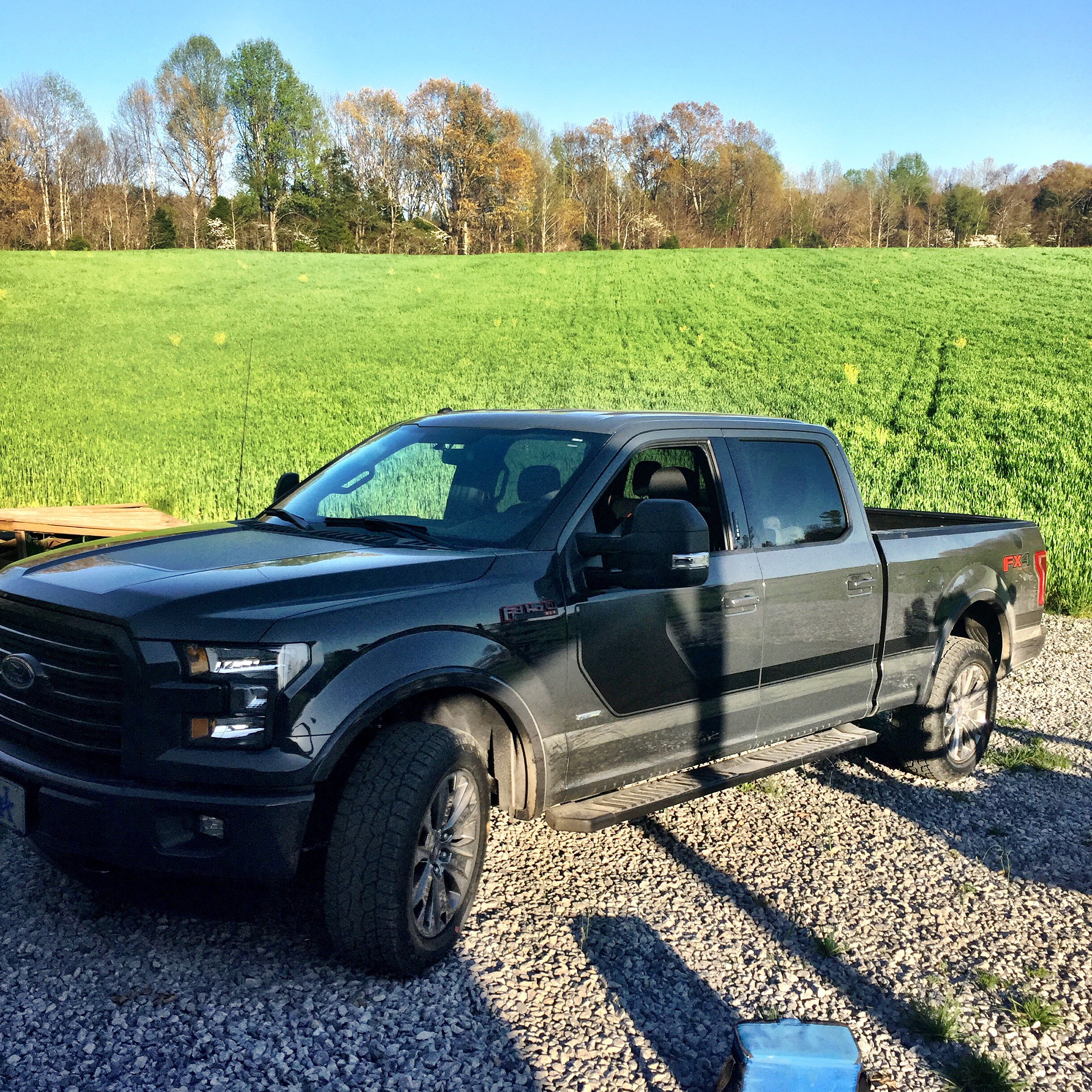 New to the forum 2016 XLT Special Edition
