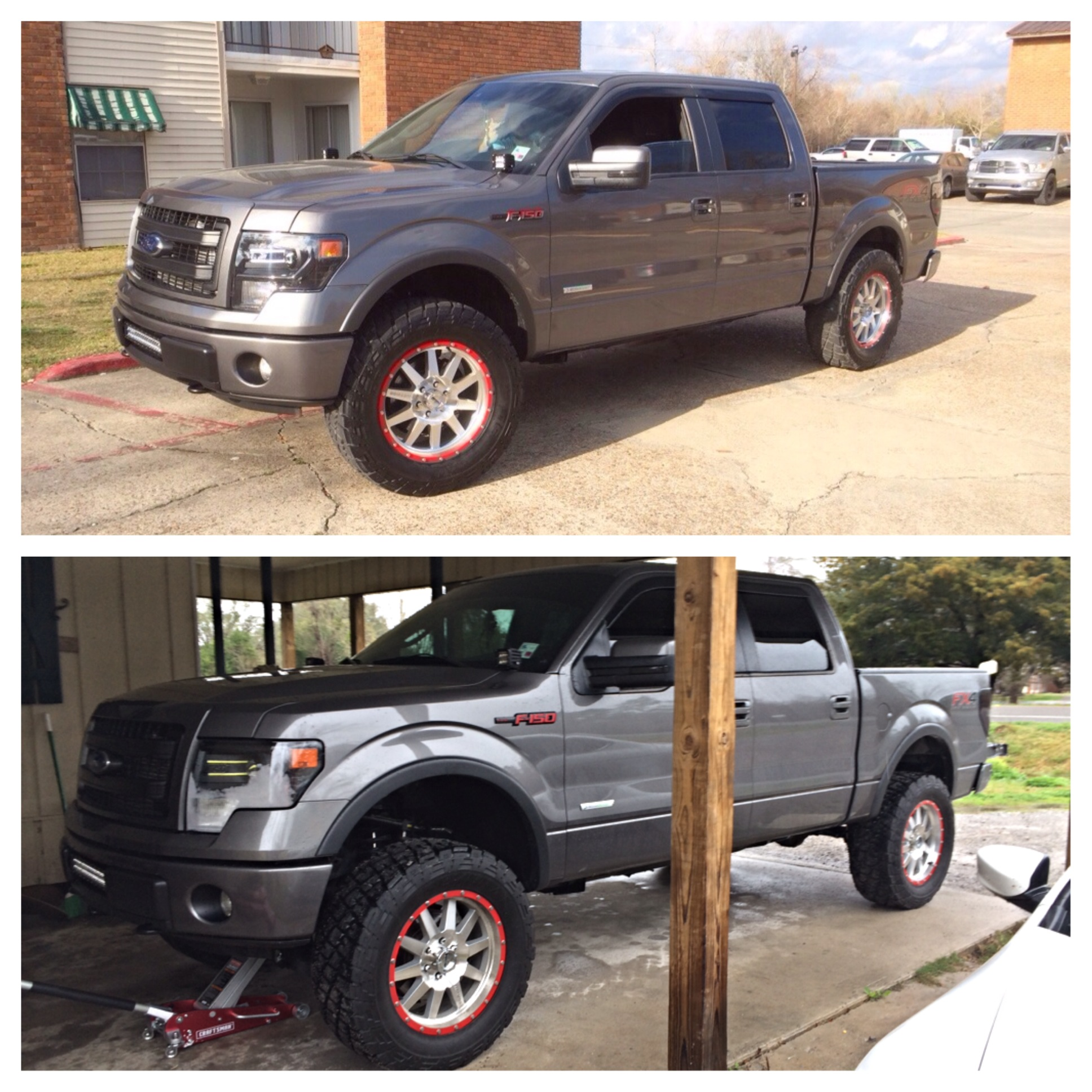2014 F150 Lift Kit >> 2 inch leveling kit suggestions