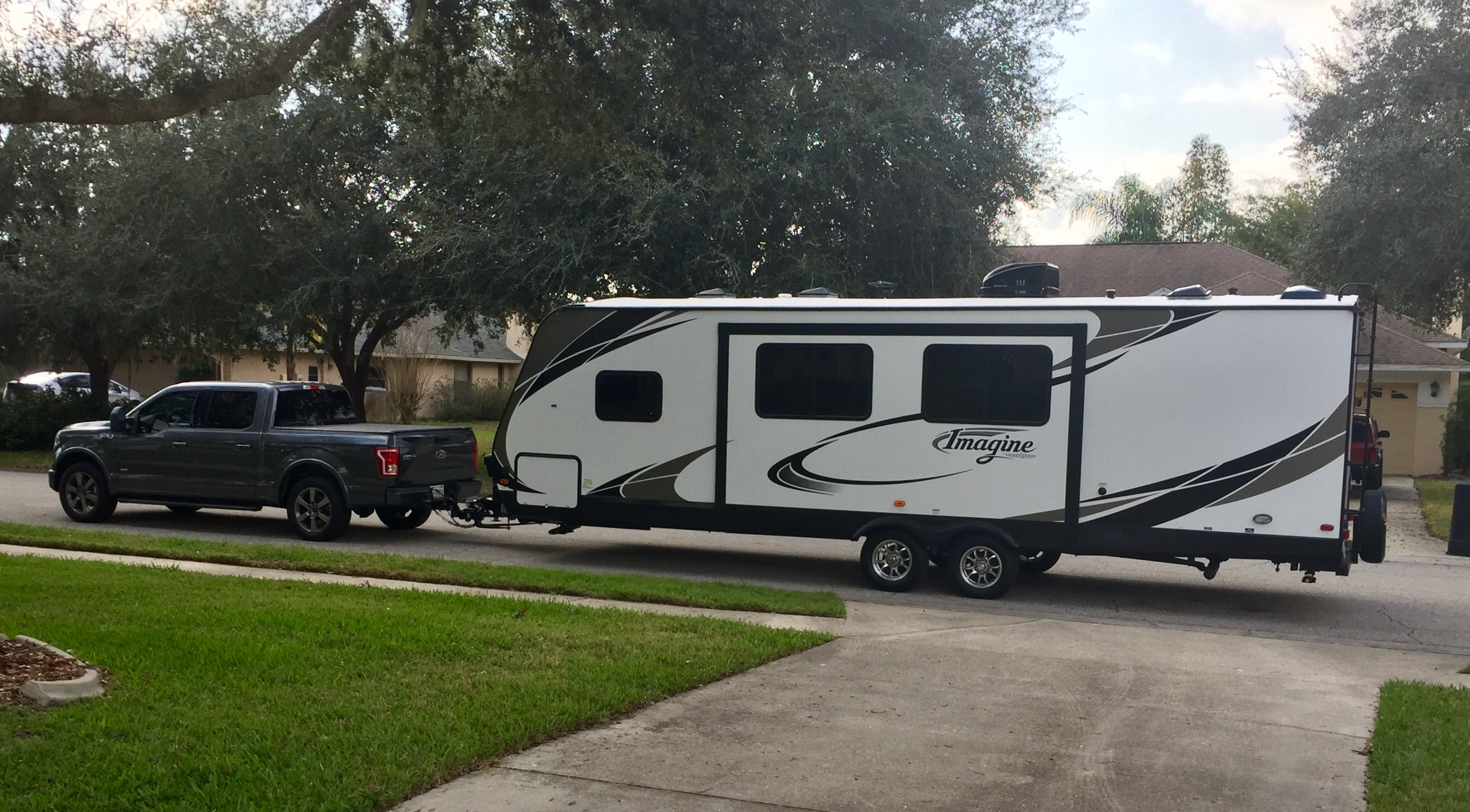 Pics of your F150 EB Towing! - Page 181