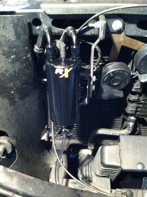 2014 F150 Platinum >> Another Successful RX Catch Can Install