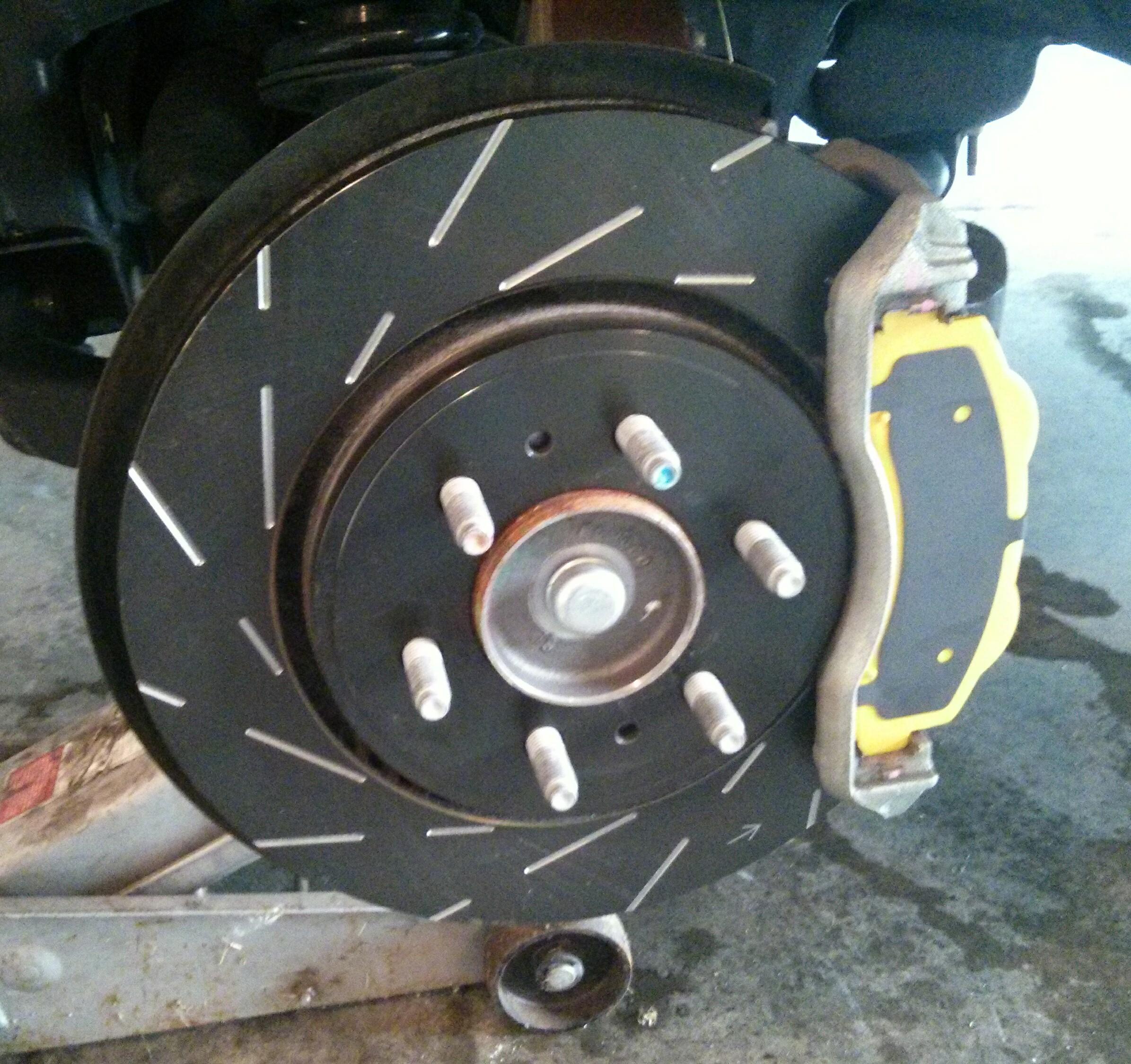 Brake Change Interval