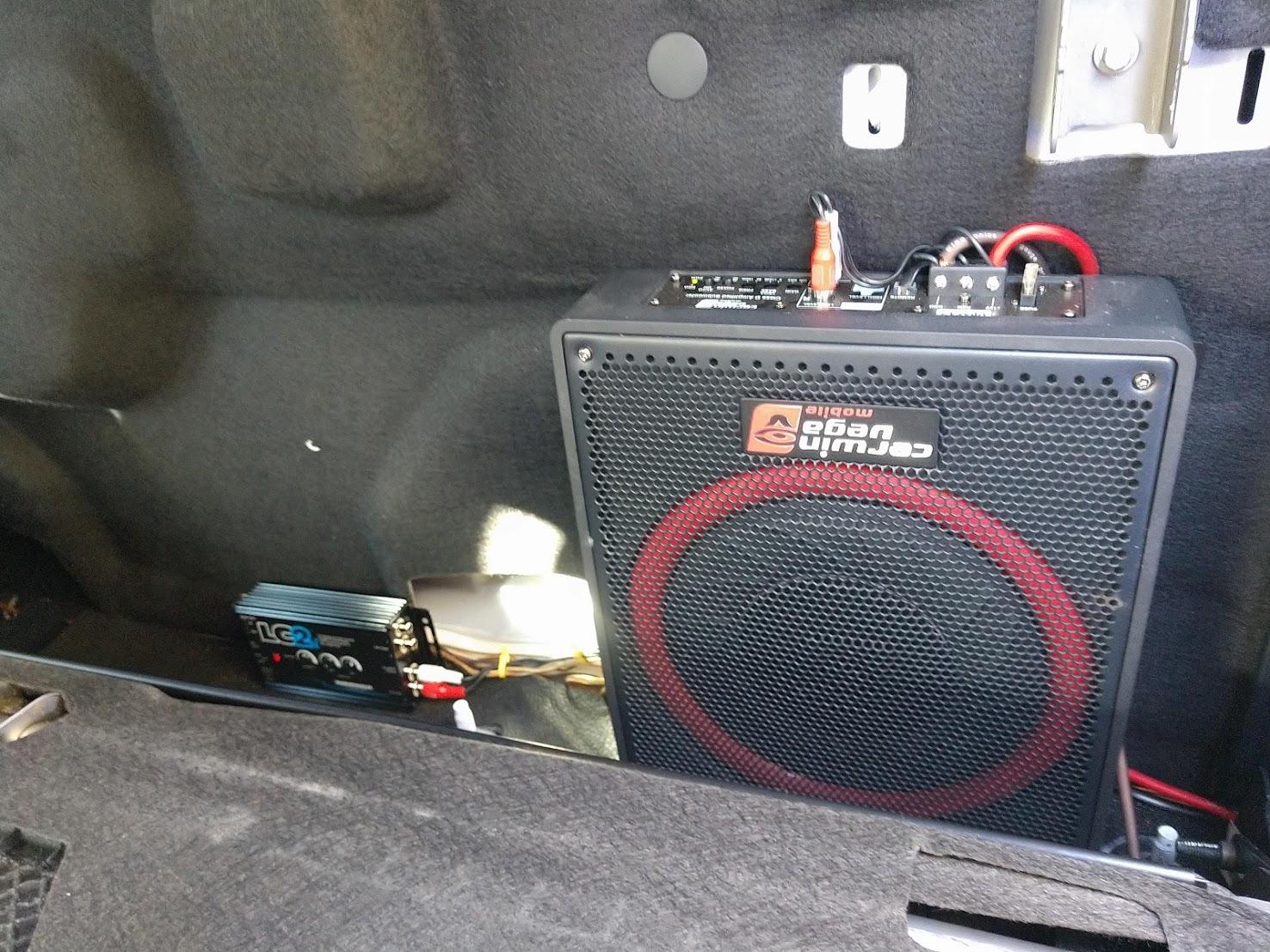 sony factory ampsub install