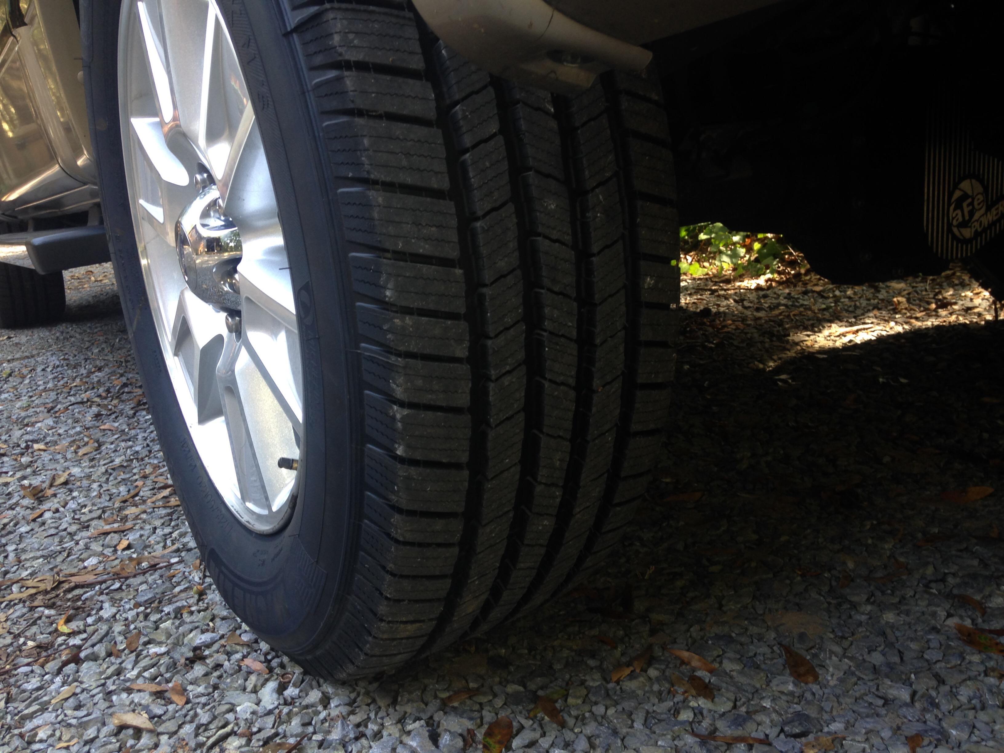 Michelin Defender LTX M S Tires 275 65R20 Page 5