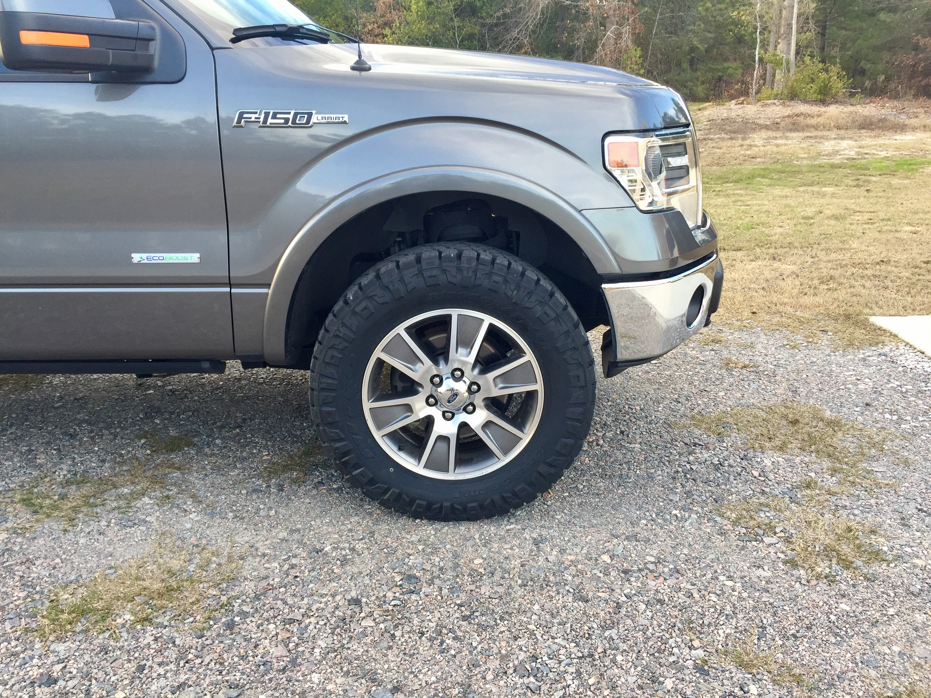 14 Inch Tires >> New Nitto Ridge Grapplers