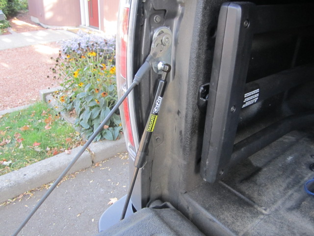 Ford OEM Tailgate-Damper-Assist FL3Z-99406A10-A - Page 2