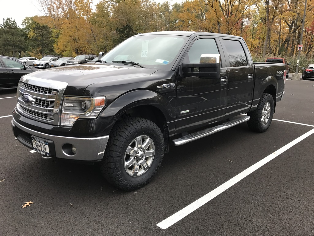 How Much Can An F150 Tow >> Nitto's Ridge Grappler - 295/70R18 - Page 2