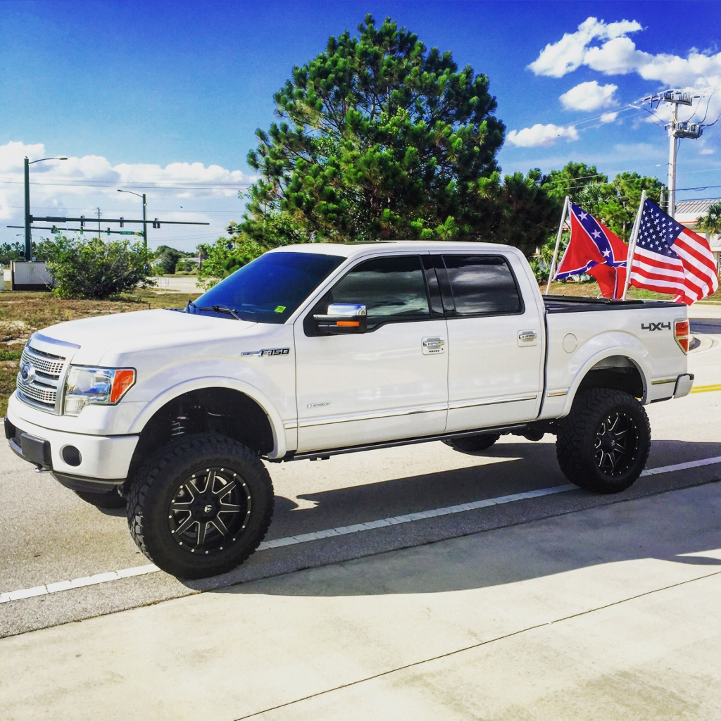 truck bed flag mounts? 'murica