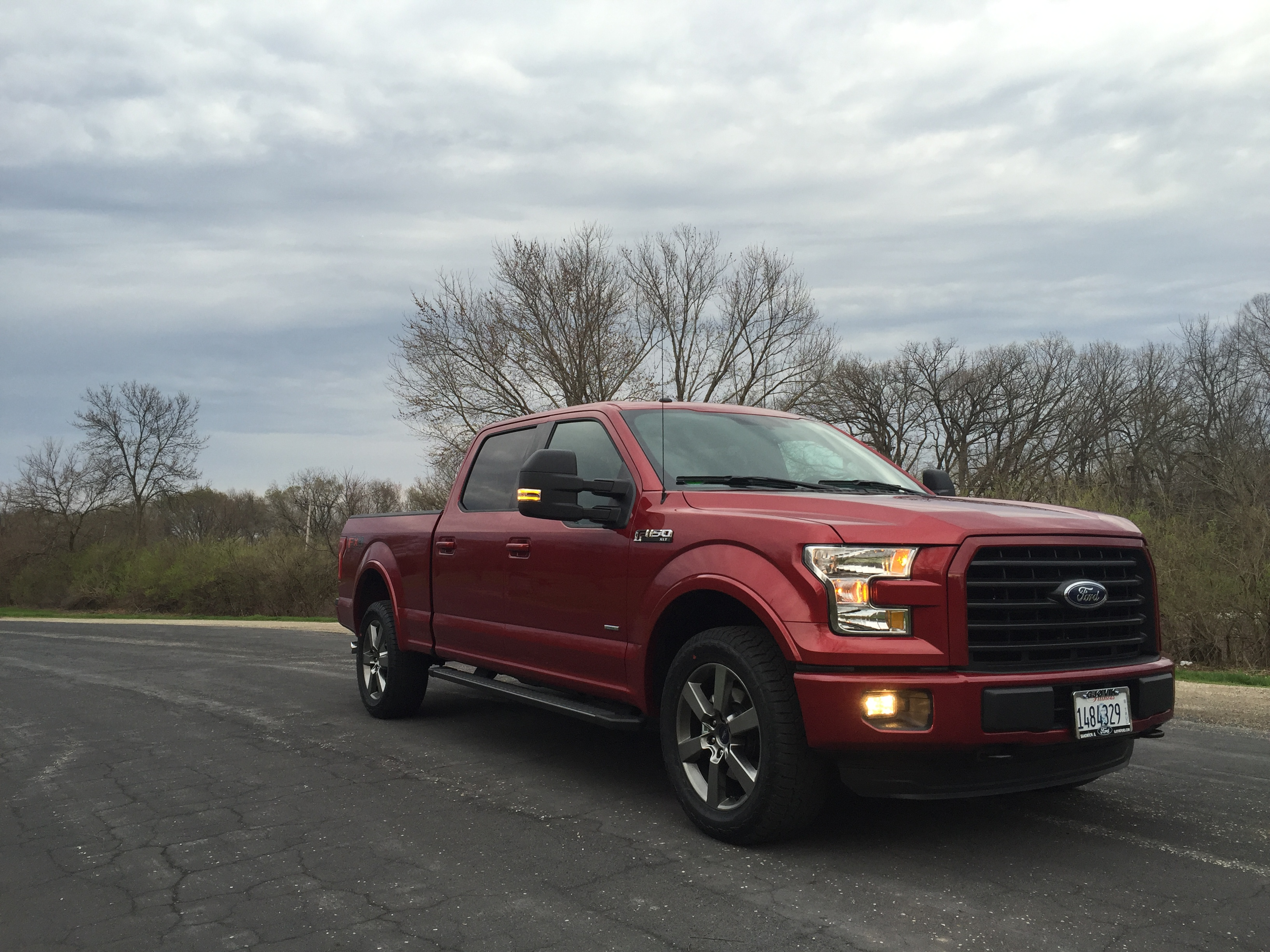 New To The Forum New To The F150