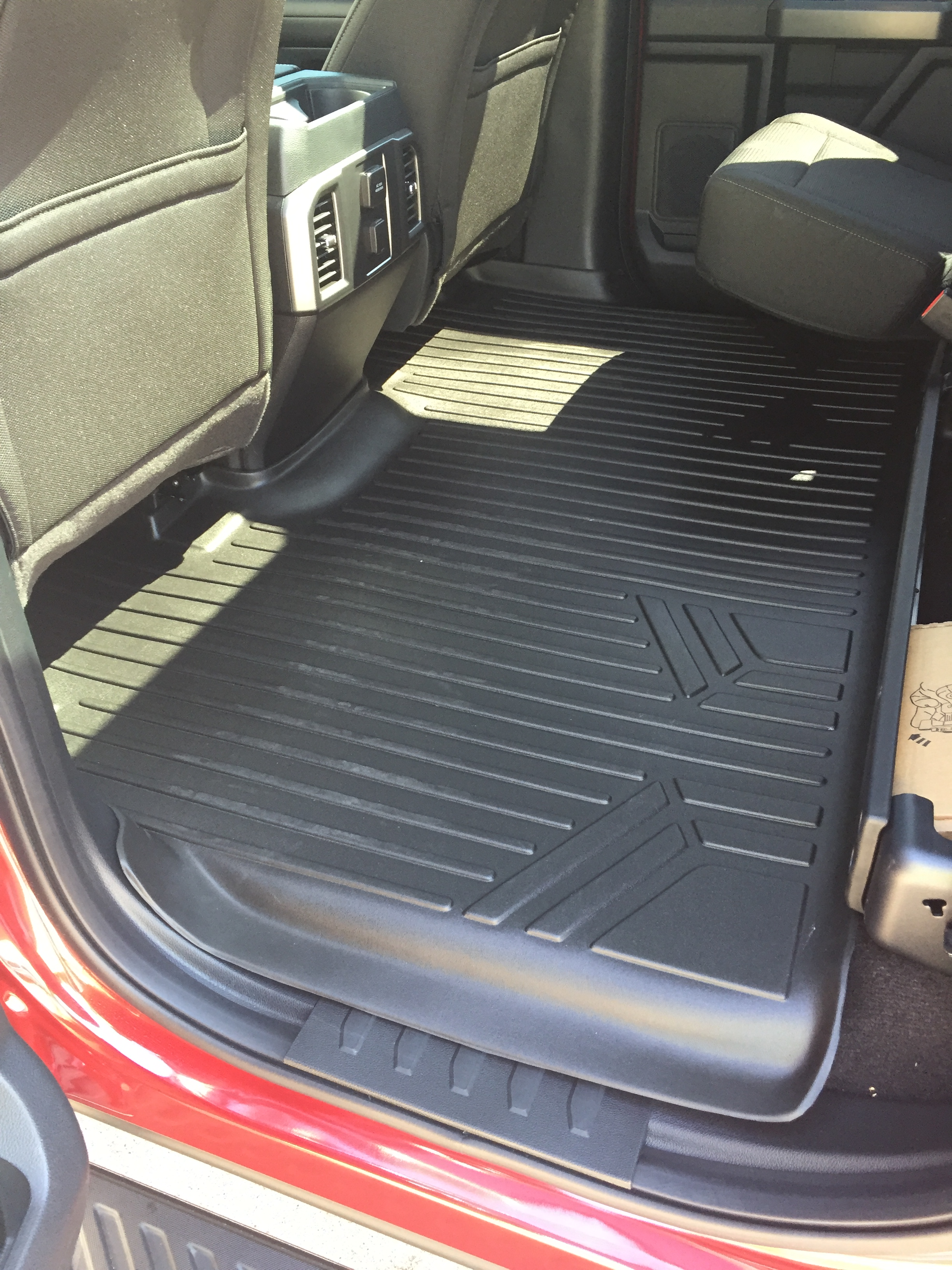 floor weather all attached oem passenger mats forum images rugged accessories rubber ford and f questions ecoboost bed side ridge page mat