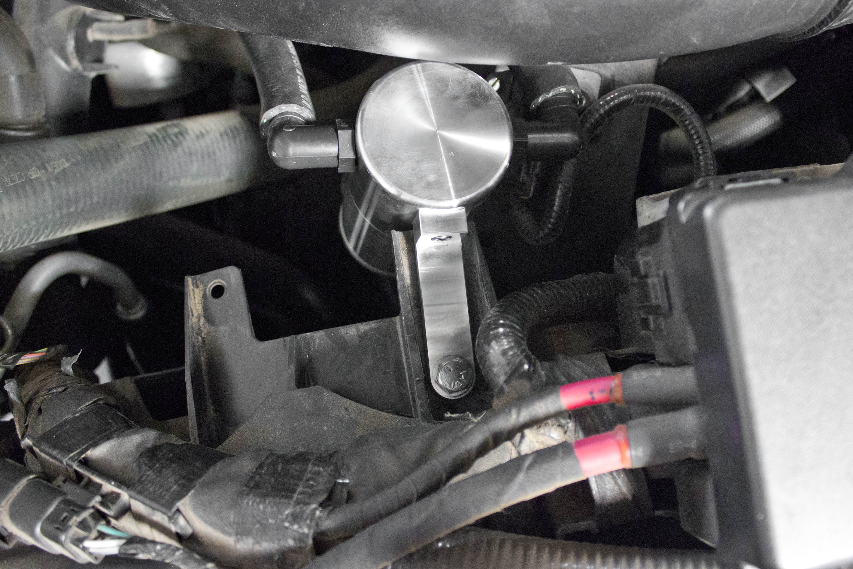 New Oil Catch Can For Ecoboost F150s