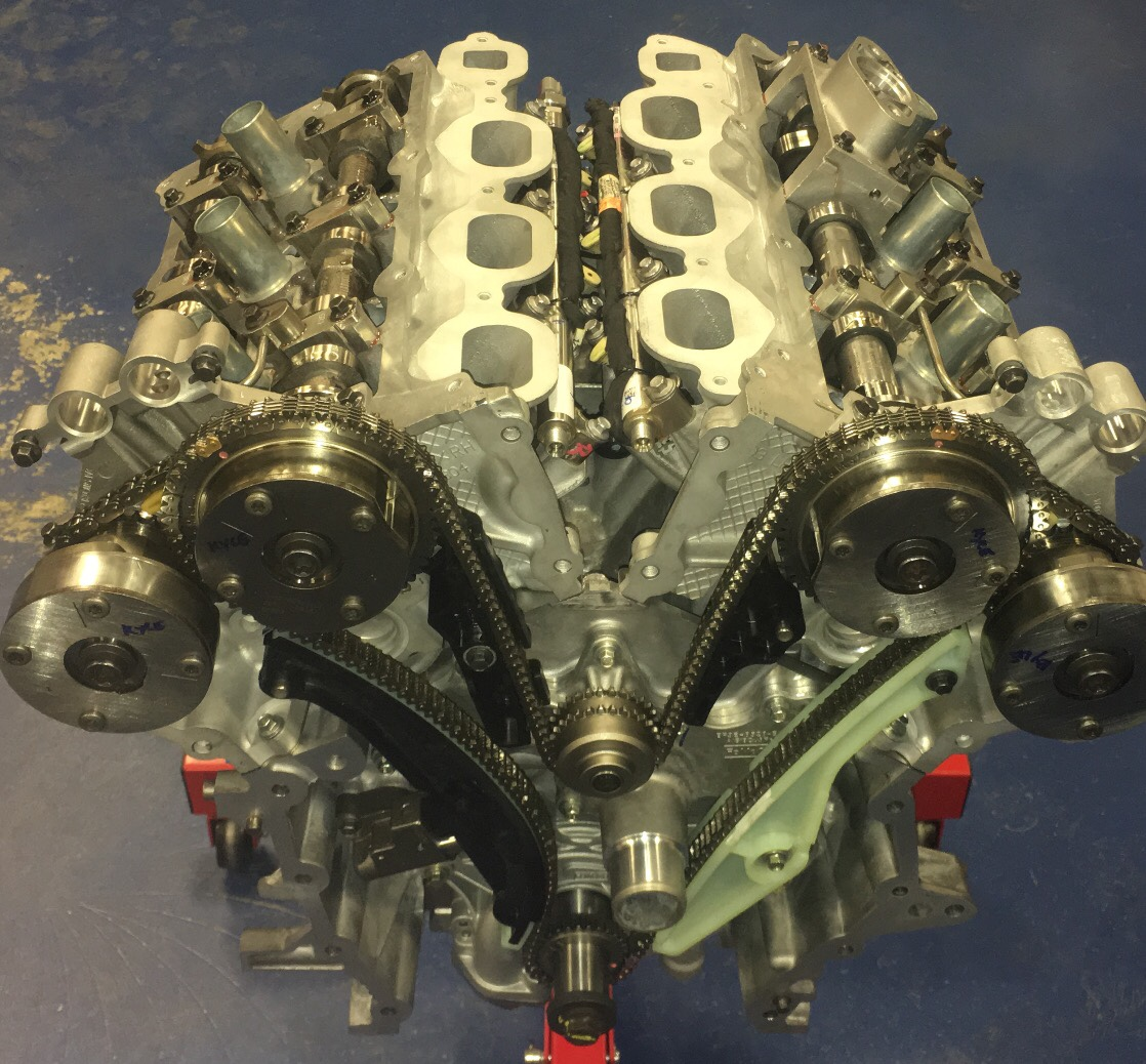 Ford F150 3.5L Ecoboost Rattle Upon Start Up- Timing Chain