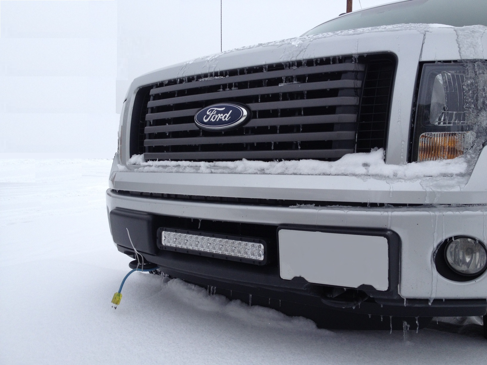 LED Light bars - Install Question - F150online Forums