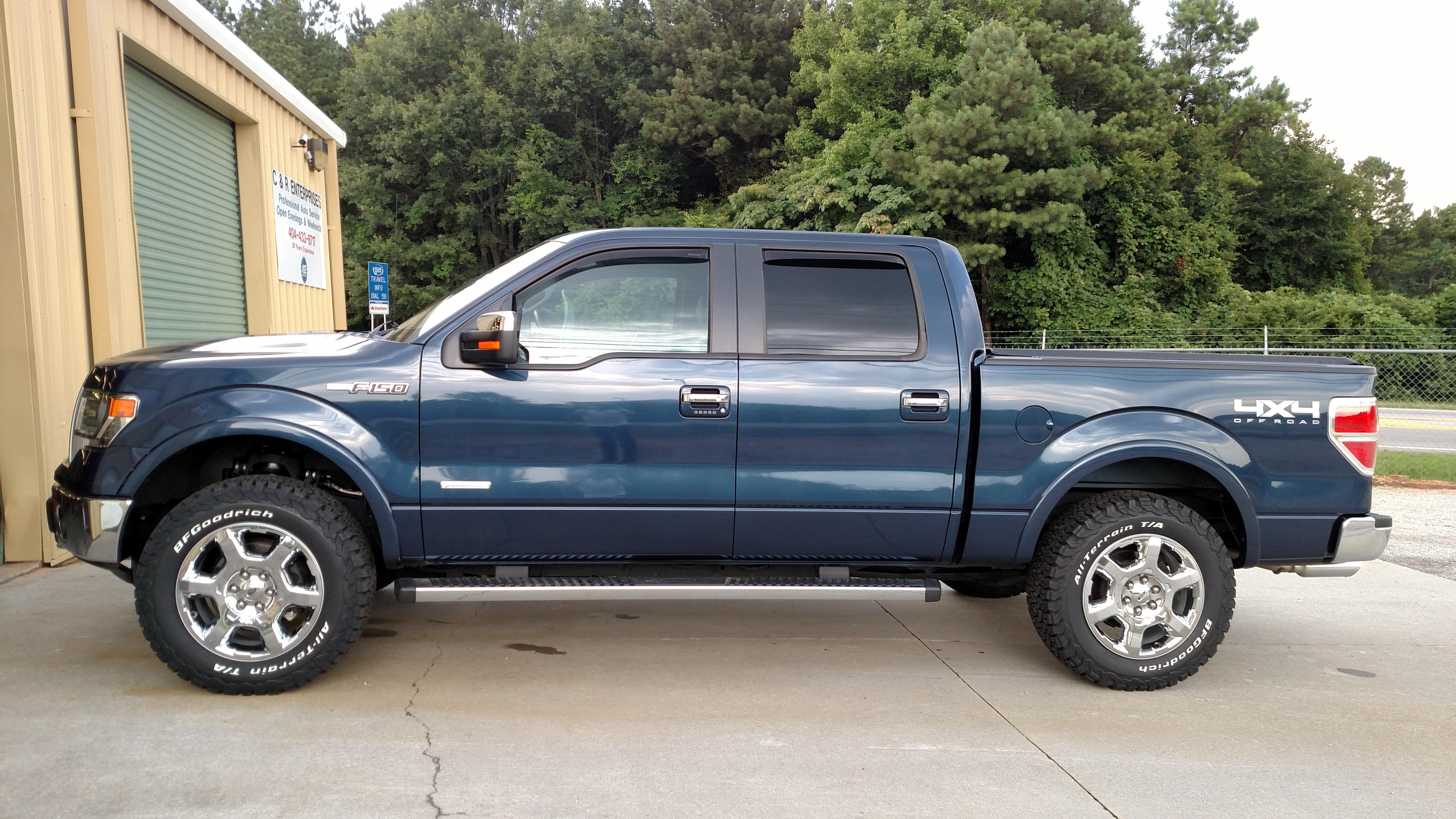 Name new tires on f150 jpg views 18100 size 1 93 mb