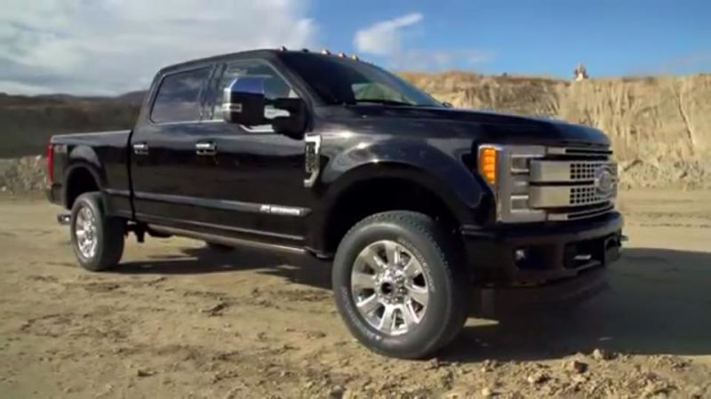 All New 2017 Ford F 250 Super Duty Unveiling Presented By Ford