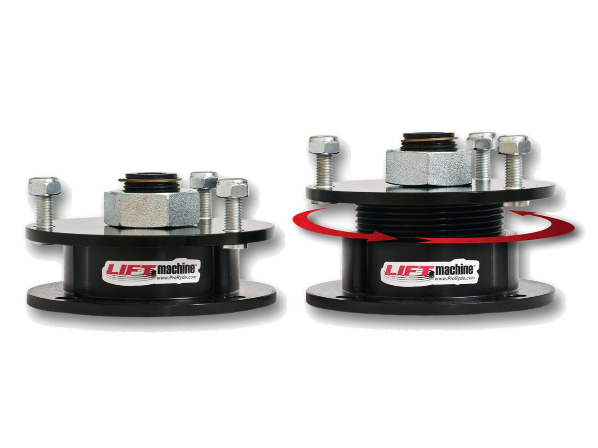 Jeep Leveling Kit >> New F150 Leveling Kit - Adjustable Hieght - ProRyde Lift ...