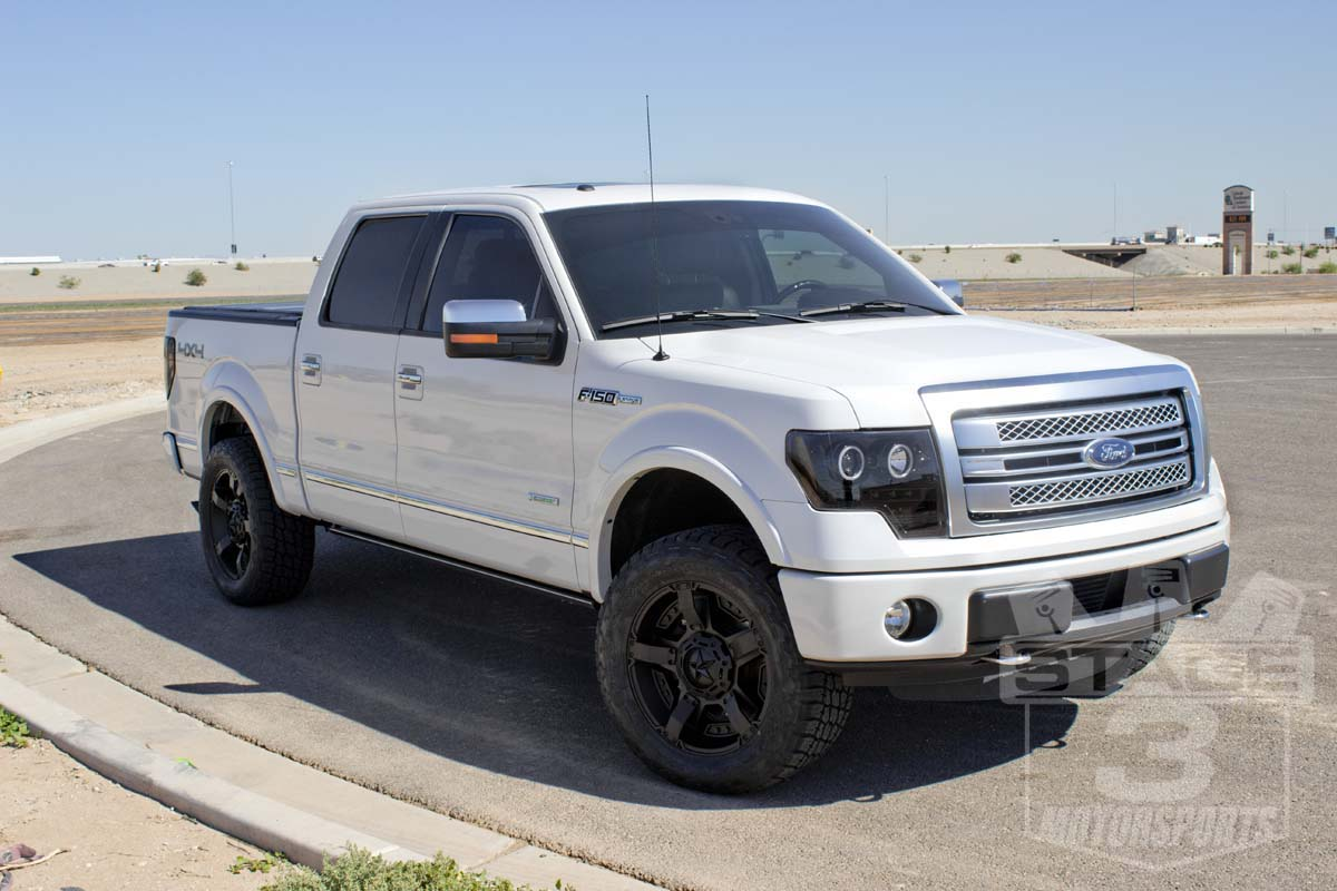 2013 F 150 Platinum Wheels