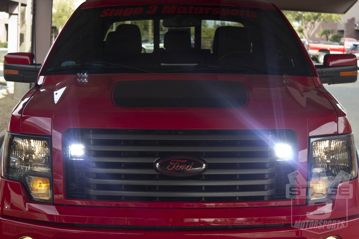 2012 Ford F 150 Xlt >> New Stage3Motorsports 2012 F150 Supercrew Project Truck - Race Red - Page 3