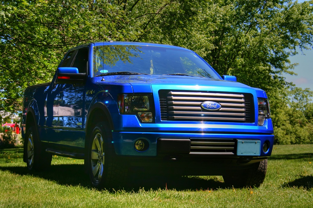 2013 Ford F150 Grill >> Lower Grill Insert