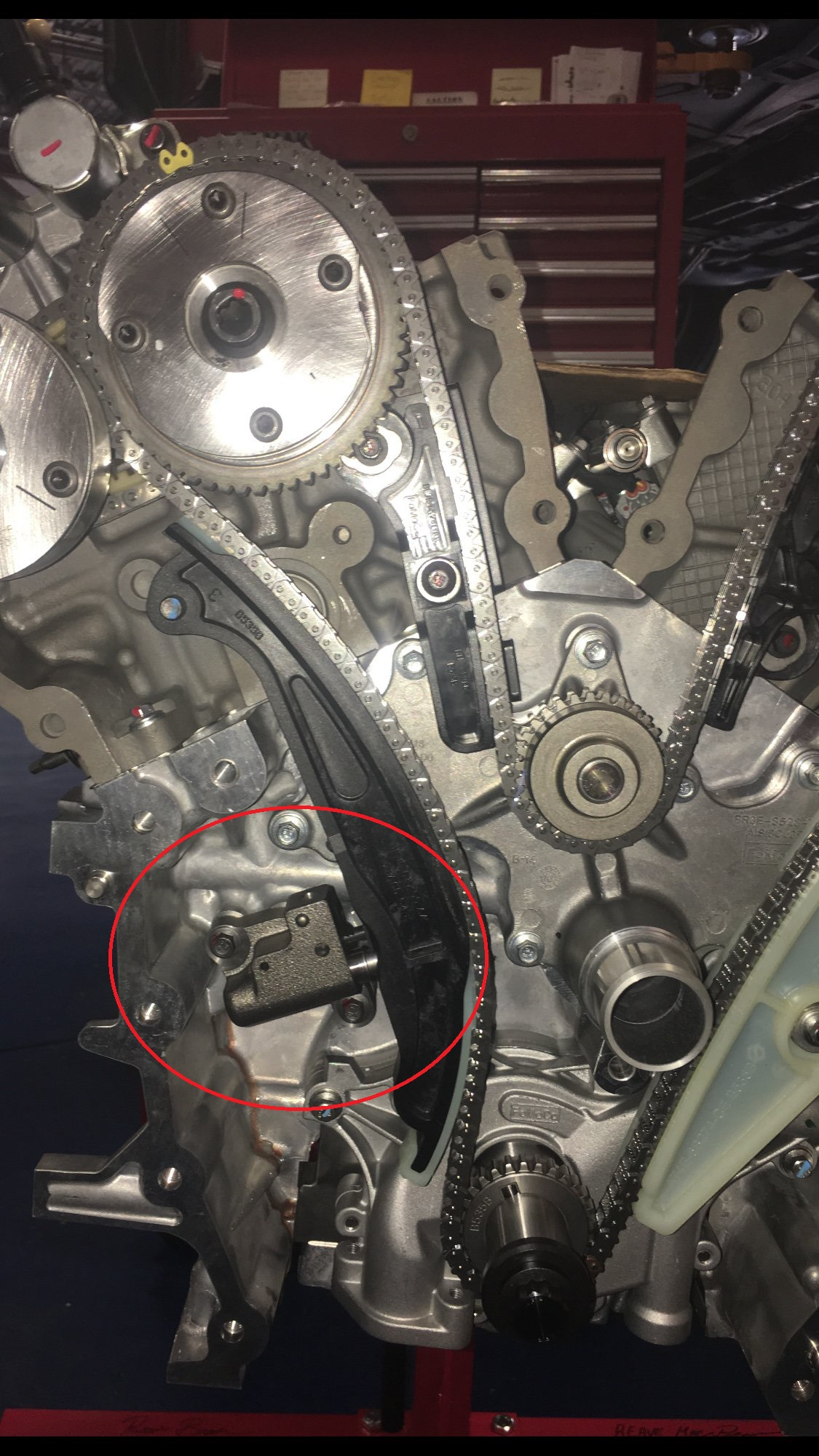 Ford F150 3.5L Ecoboost Rattle Upon Start Up- Timing Chain ...