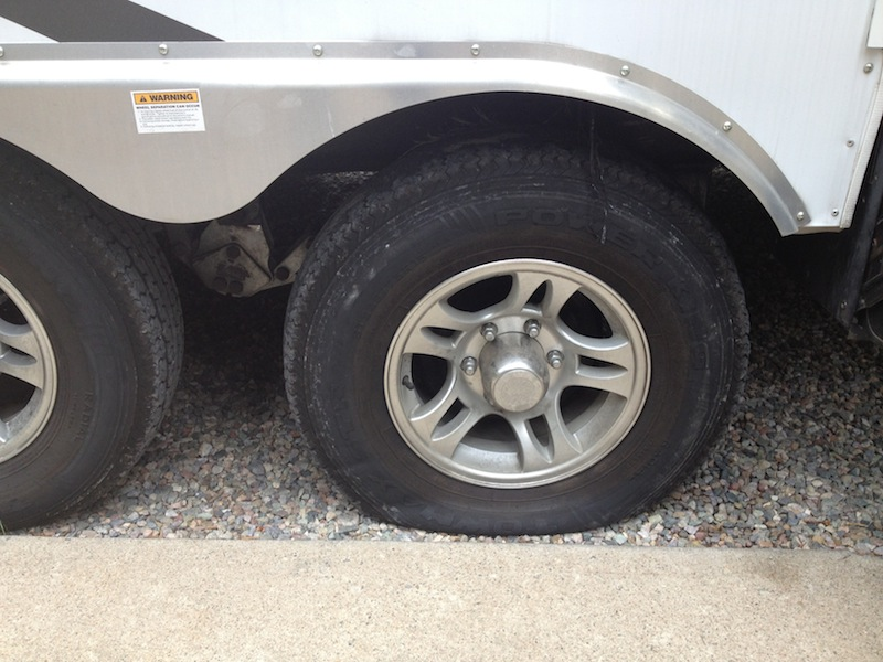 Help, need Trailer Tire Recommendations and Trailer Tire ...