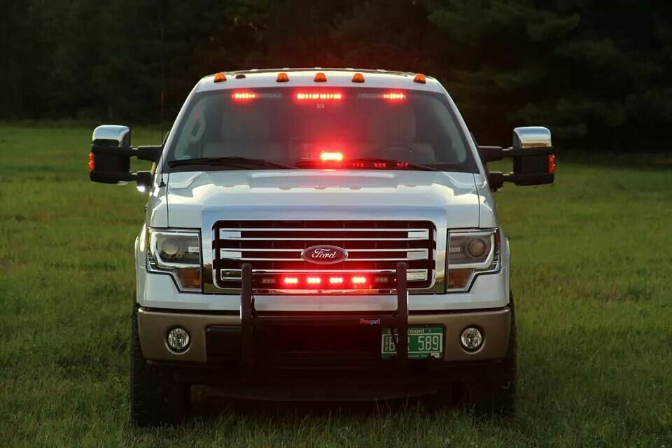 Used F 150 >> Any Other Ecoboost Firefighters/First Responders? Show your lights!