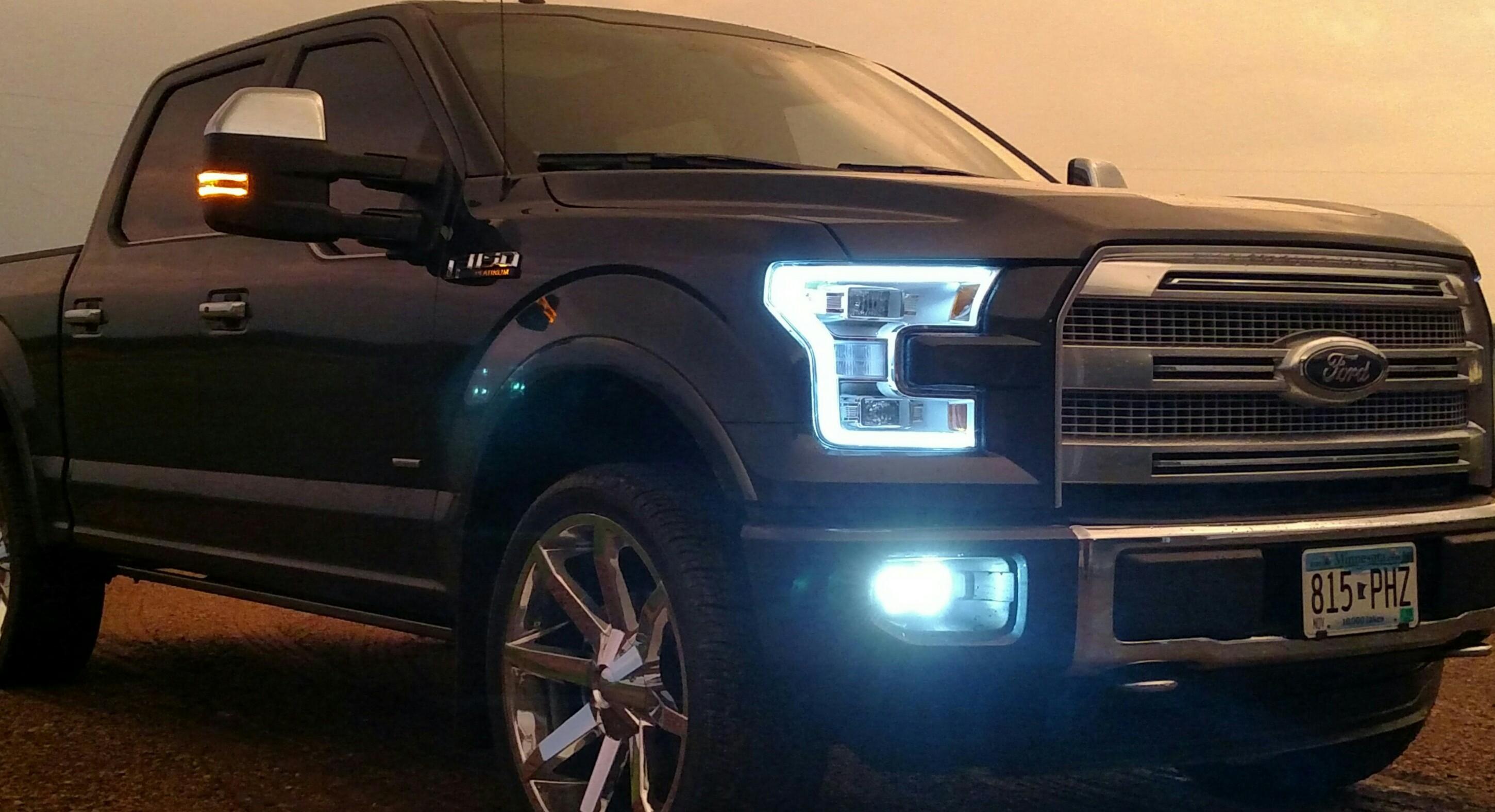 OEM or aftermarket LED HID Headlights
