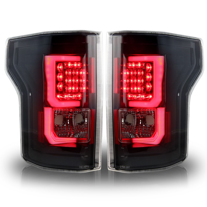 Truck Tail Lights >> OEM or aftermarket LED HID Headlights