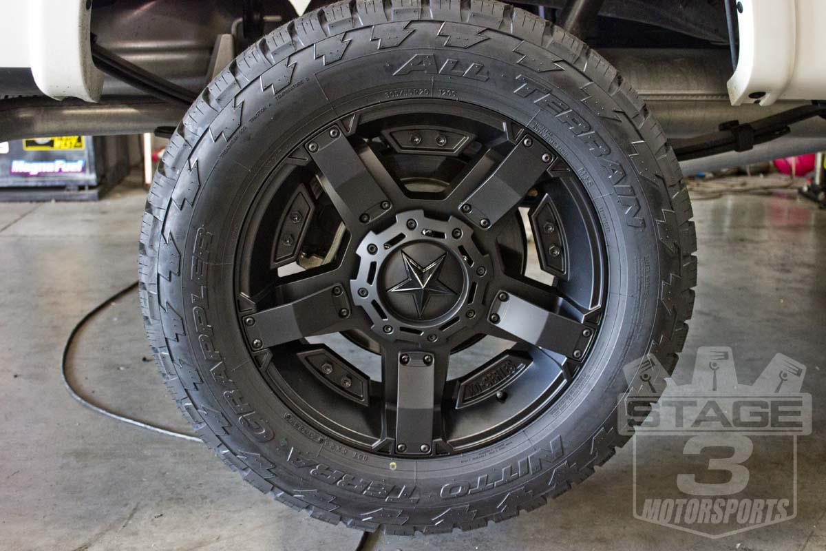 F150 With Xd Rockstar 2 Wheels