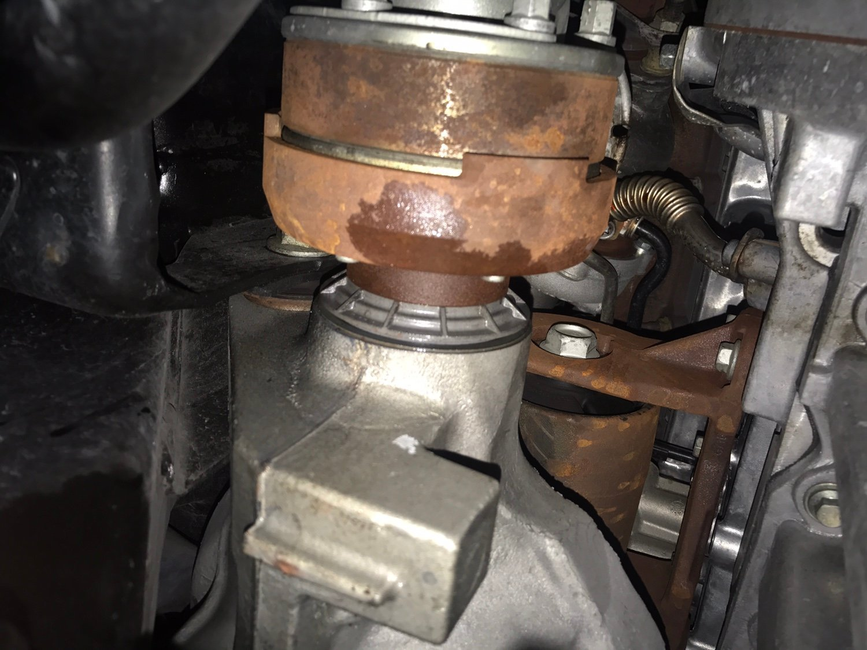 Coolant leak near turbo?   F150 Ecoboost Forum