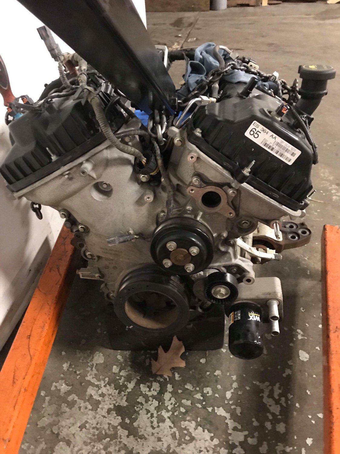 Finding replacement engine for 2012 ecoboost   F150 Ecoboost