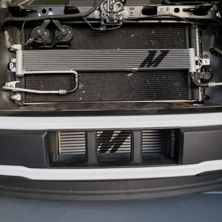 Mishimoto R Amp D 2015 2017 F 150 Transmission Cooler Page