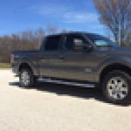 Hard shift from 1st to second | F150 Ecoboost Forum